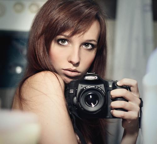 Fotojenik olma estetiği