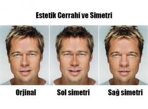Estetik Cerrahi ve Simetri