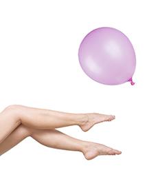 Sarkan Bacak Estetiği Liposuction